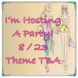 🎉🎈Hosting A Party 🎈 🎉 Theme announced!